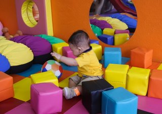 child care mat