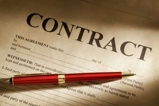 copy of a contract says contract