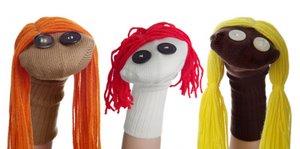 kids puppets