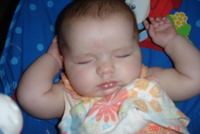 baby sleeping, registrations requirements